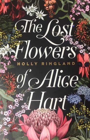 book cover The Lost Flowers of Alice Hart