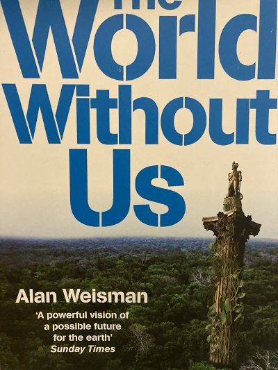 World Without Us book cover